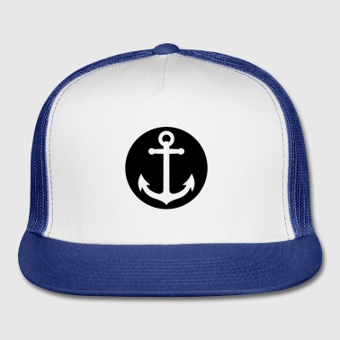 anchor Bottles & Mugs - Trucker Cap