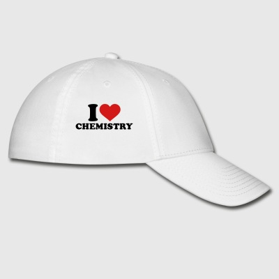 I love Chemistry Bottles & Mugs - Baseball Cap