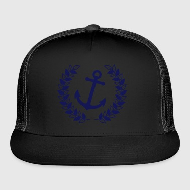 anchor Bags & backpacks - Trucker Cap
