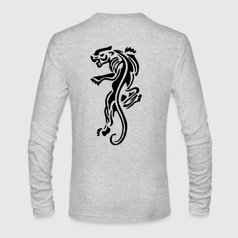 Panther tattoo vintage patjila2 t shirt spreadshirt for Tattoo shirts long sleeve