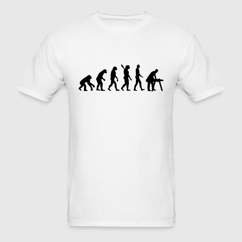 Evolution Carpenter T-Shirts - Men's T-Shirt