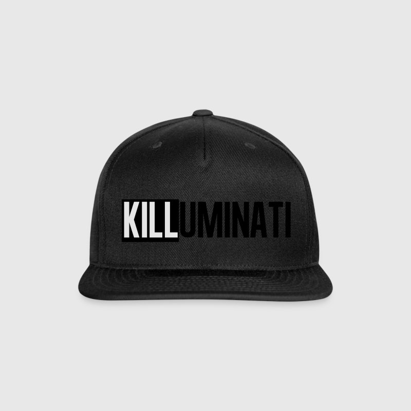 killuminati Caps - Snap-back Baseball Cap