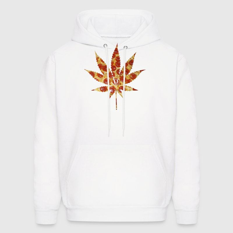 Pizza And Weed Hoodies - Men's Hoodie
