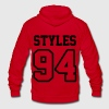 Styles 94 Zip Hoodies & Jackets - Unisex Fleece Zip Hoodie by American Apparel