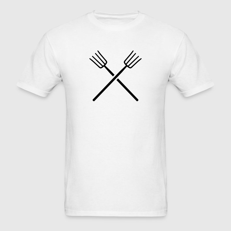 Pitchfork T-Shirts - Men's T-Shirt