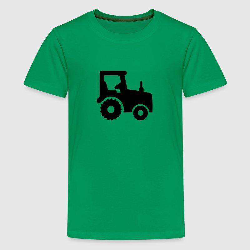 tractor kids shirts kids premium t shirt