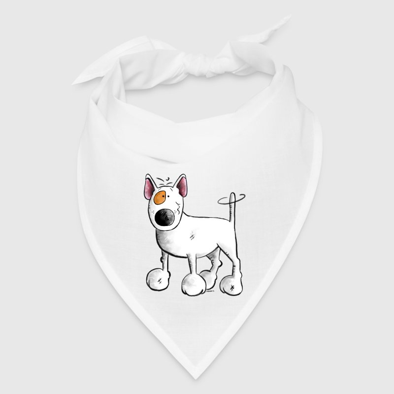 Funny English Bull Terrier- Bullterrier Caps - Bandana