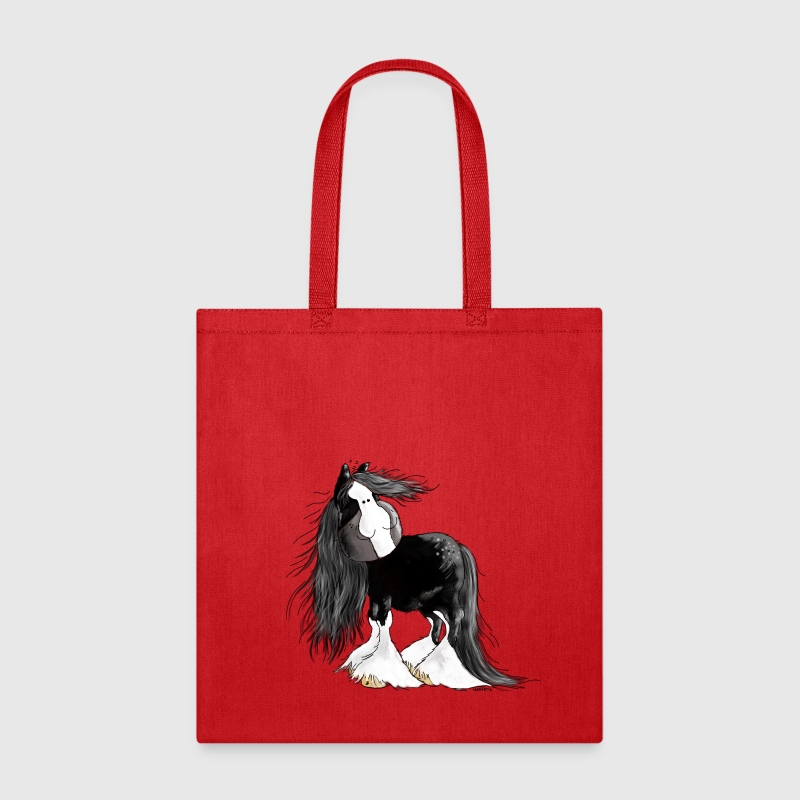 Gentle Giant - Shire Horse - Cartoon Bags & backpacks - Tote Bag