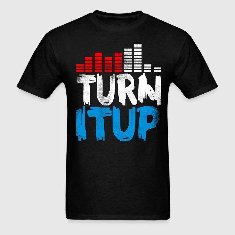 Turn It Up Equalizer III - Men's T-Shirt