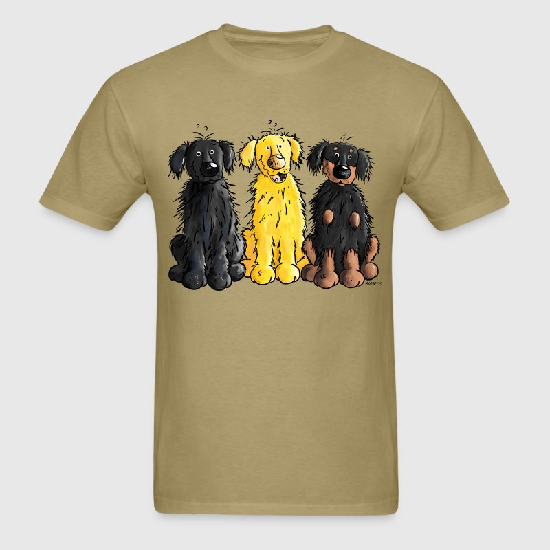 Hovawart – Hovi – Dog  T-Shirts - Men's T-Shirt