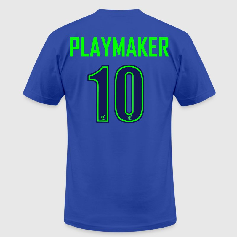 playmaker T-Shirts - Men's T-Shirt by American Apparel