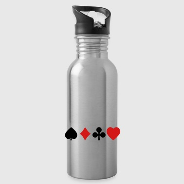 playing cards Bags & backpacks - Water Bottle