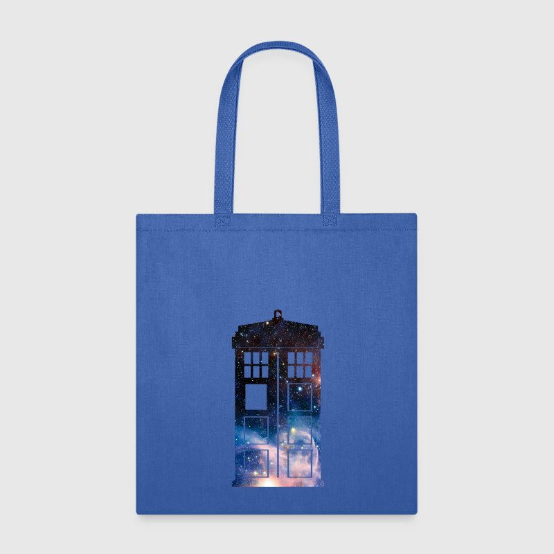 Galaxy Tardis - Tote Bag