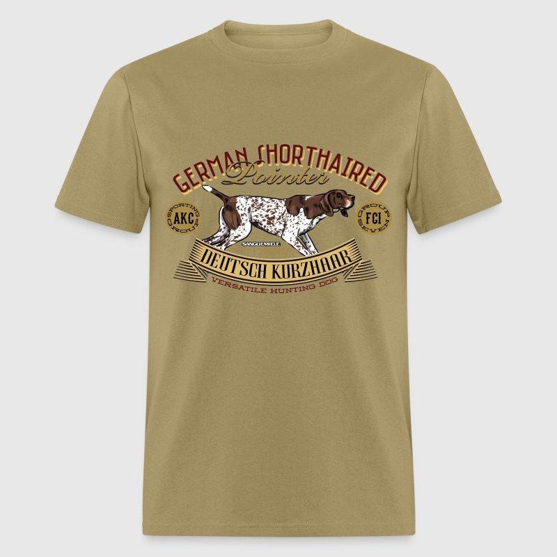 gsp kurzhaar T-Shirts - Men's T-Shirt