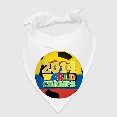 2014 World Champs Ball - Ecuador - Bandana