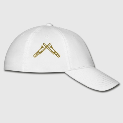 Trombone Bottles & Mugs - Baseball Cap
