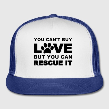 Rescue animals - Trucker Cap