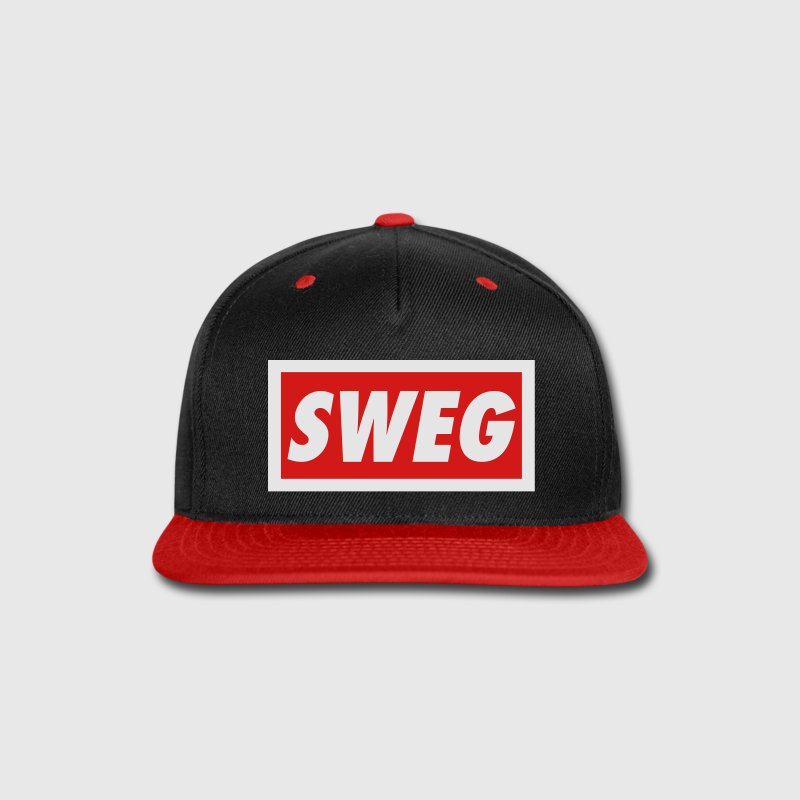 SWEG Caps - Snap-back Baseball Cap