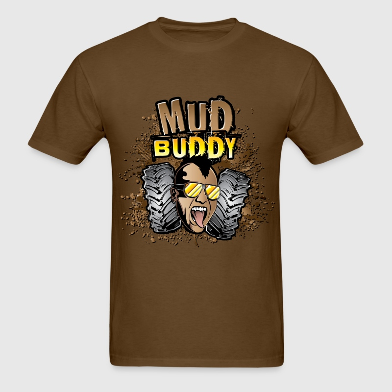 Mud Buddy T-Shirts - Men's T-Shirt