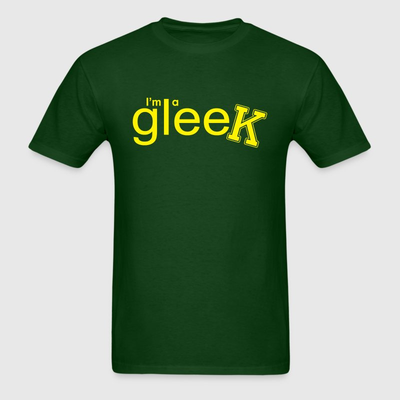 I'm A Gleek - Men's T-Shirt