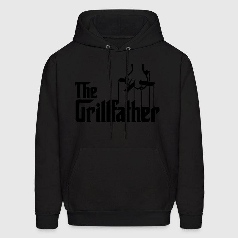 The Grillfather Hoodies - Men's Hoodie