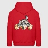 Funny Australian Cattle Dog - Dogs Hoodies - Men's Hoodie