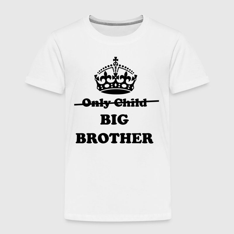 Big brother t shirt spreadshirt for Big brother shirts for toddlers carters