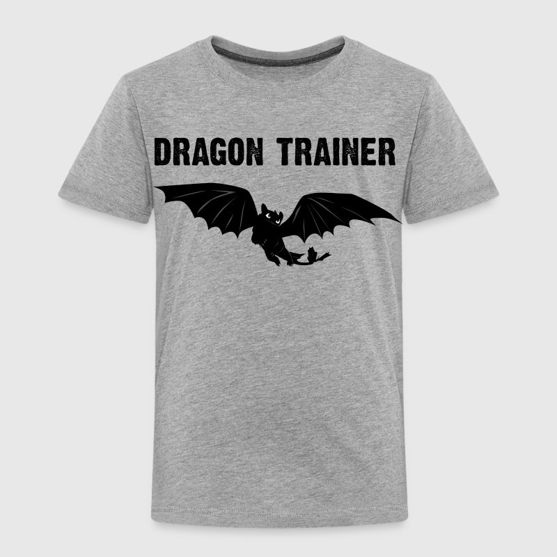 dragon trainer - Toddler Premium T-Shirt