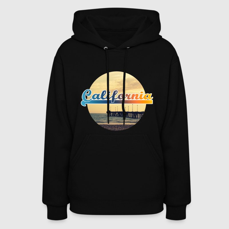 California Beach Hoodies - Women's Hoodie
