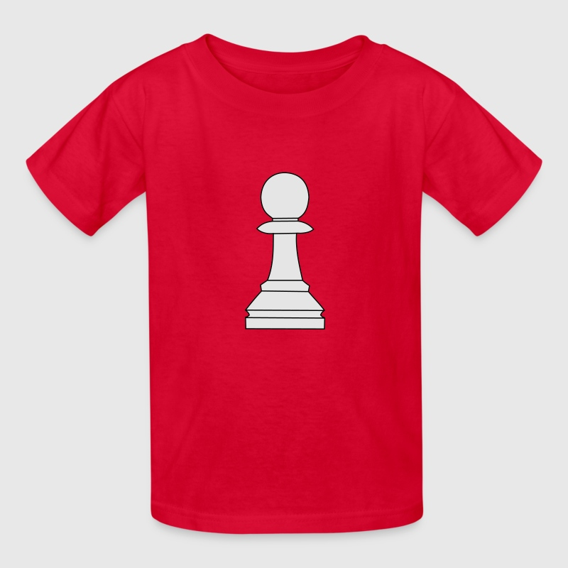 Pawn, chess pawn Kids' Shirts - Kids' T-Shirt