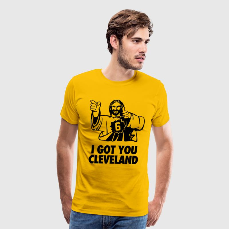 I Got You Cleveland T-Shirts - Men's Premium T-Shirt