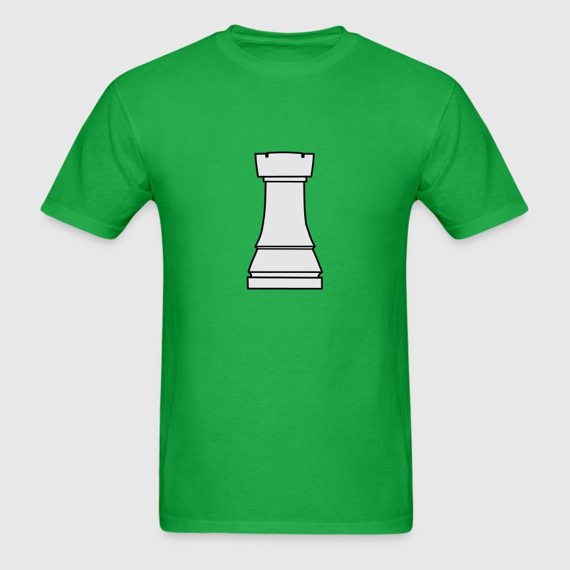 Rook, chess pieces rook T-Shirts - Men's T-Shirt