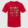 Colorful Animal Alphabet - Animals T-Shirts - Men's T-Shirt by American Apparel