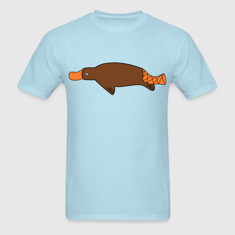Platypus - Men's T-Shirt
