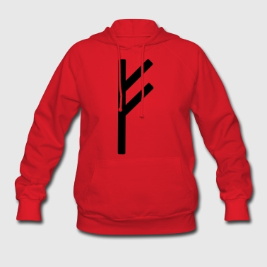 Fé Runic Wealth Men - Women's Hoodie