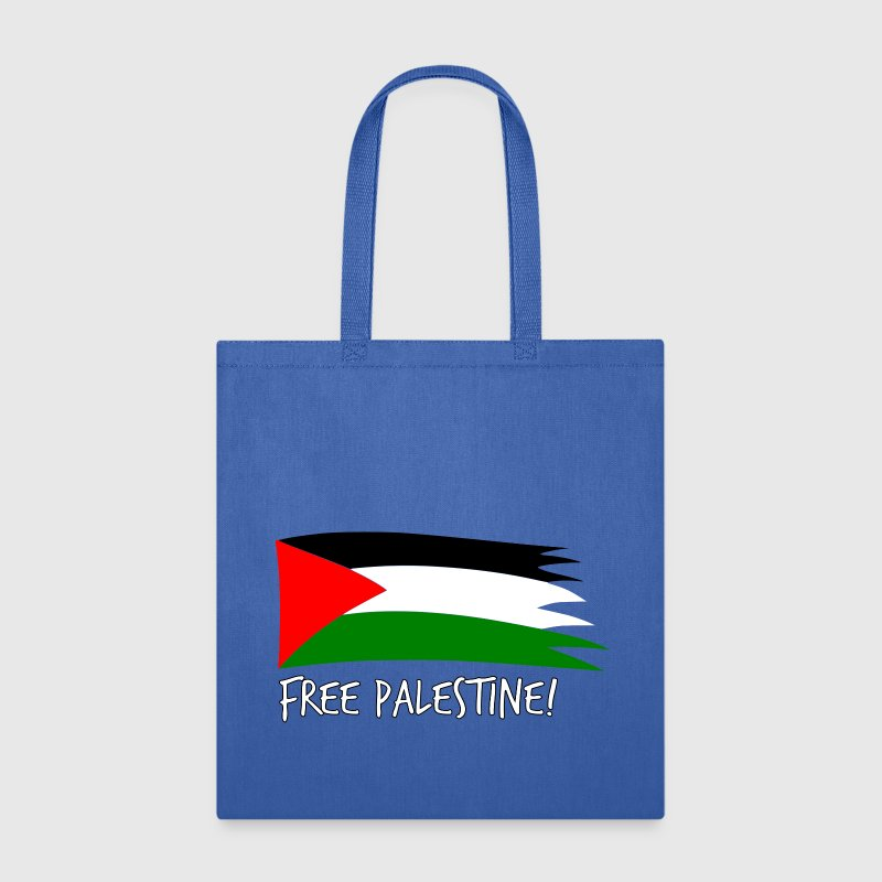 Free Palestine Bags & backpacks - Tote Bag