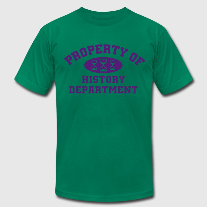 Property Of History Department - Men's Fine Jersey T-Shirt