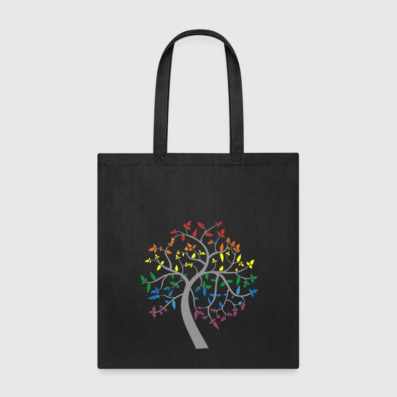 Tree of Pride Bags & backpacks - Tote Bag