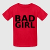 Bad girl Kids' Shirts - Kids' T-Shirt