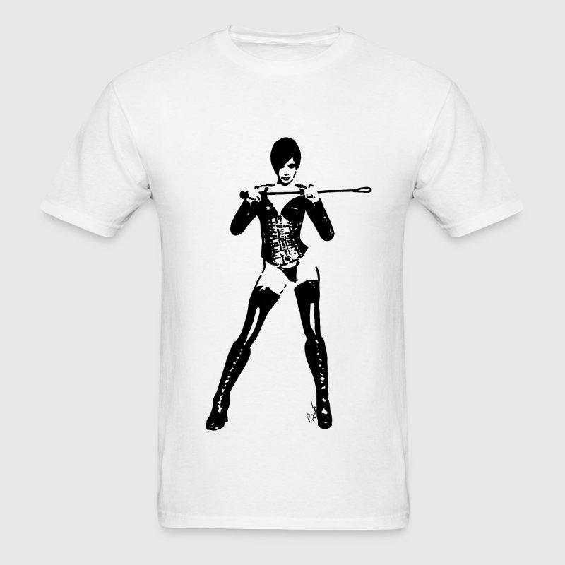 Lady Mistress - Men's T-Shirt