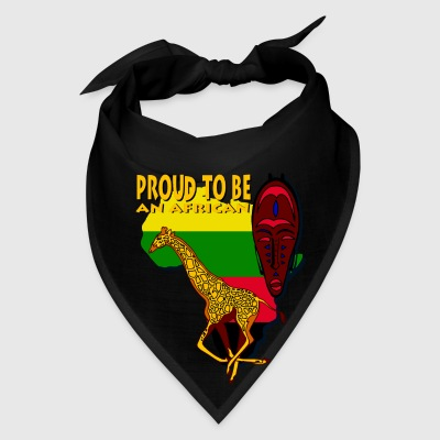 Proud To Be An African Bags & backpacks - Bandana