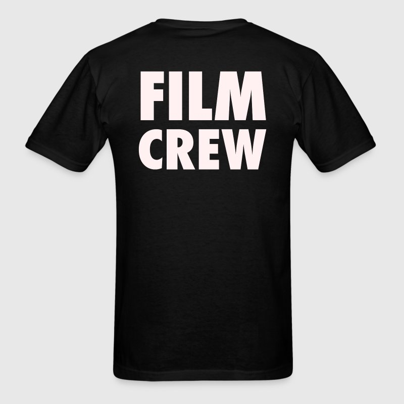 Film Crew T-Shirt [mens]  - Men's T-Shirt