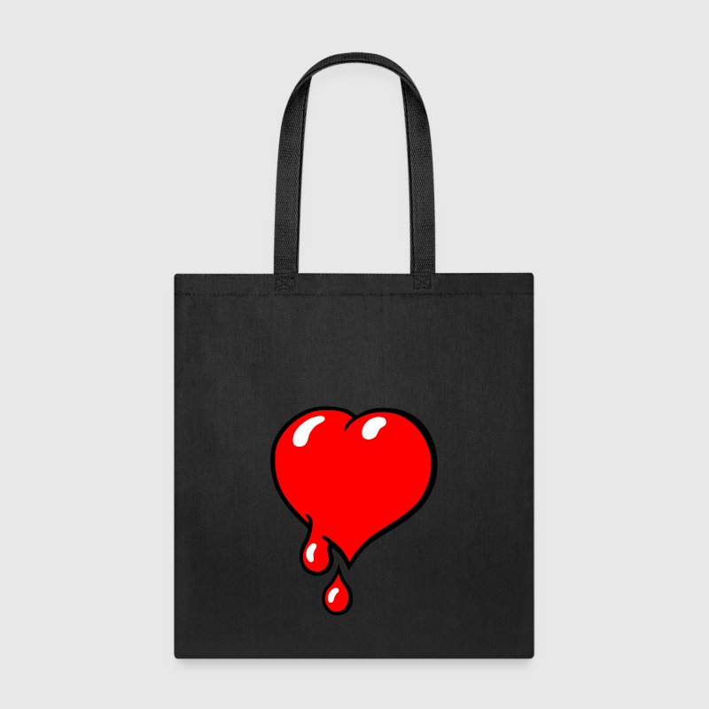 Liberal Bleeding Hart Bags & backpacks - Tote Bag