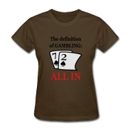 Womens gambling shirts download i roulette