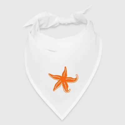 Starfish Bottles & Mugs - Bandana