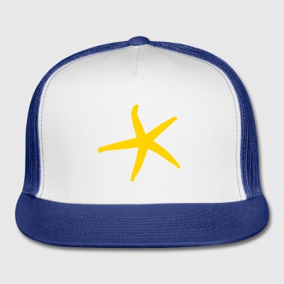 Starfish Bottles & Mugs - Trucker Cap