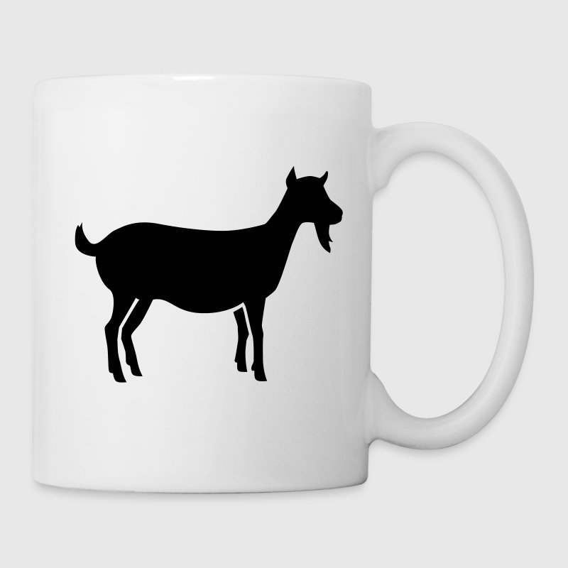 Goat Bottles & Mugs - Coffee/Tea Mug