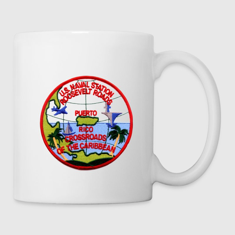Naval Station Roosevelt Roads Coffee Cup - Coffee/Tea Mug
