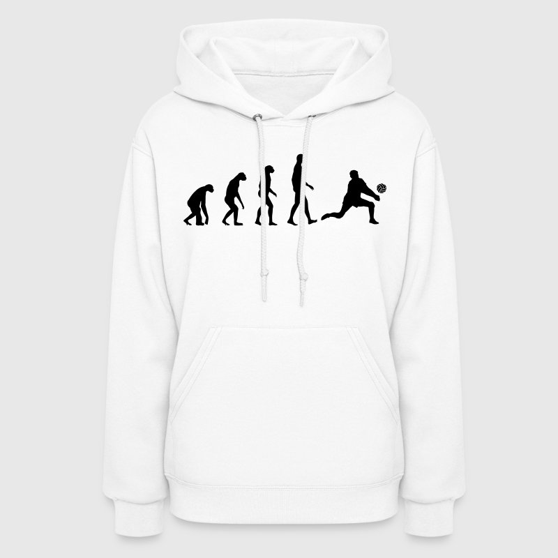 Evolution Volleyball  Hoodies - Women's Hoodie