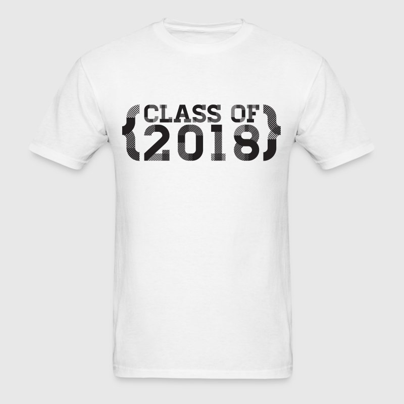 Class of 2018 T-Shirts - Men's T-Shirt